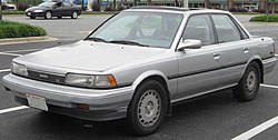 Toyota Camry Limousine (1986–1991)