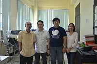 2nd Waray Wikipedia Edit-a-thon 34.JPG