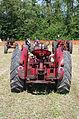 3ème Salon des tracteurs anciens - Moulin de Chiblins - 18082013 - Tracteur International W4 - 1953 - arrière.jpg