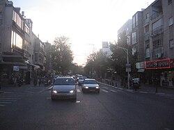 31.03.09 Tel Aviv 111 Yehuda Hamaccabi.JPG
