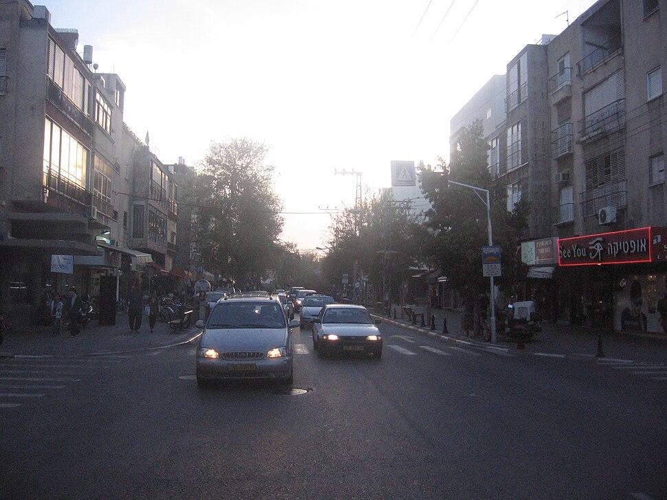 31.03.09 Tel Aviv 111 Yehuda Hamaccabi