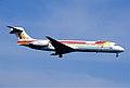 311ah - IBERIA MD-87, EC-FFA@ZRH,08.08.2004 - Flickr - Aero Icarus.jpg