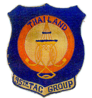 35th Operations Group - Emblem of the 35th Tactical Group