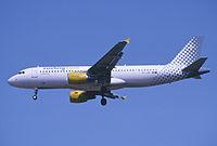 EC-JGM - A320 - Vueling