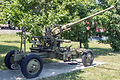37 mm AA 61-K cannon model 1939 in the Great Patriotic War Museum 5-jun-2014.jpg
