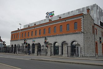 Eurovision Song Contest 1995 - The Point Theatre, Dublin – host venue of the 1995 contest.