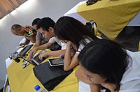 3rd Waray Wikipedia Edit-a-thon 12.JPG