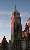 40 Wall Street New York City at Sunset C R.jpg
