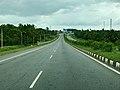 4 lane highway roads in India NH 48 Karnataka 3.jpg