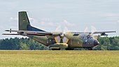 50+61 German Air Force Transall C-160D ILA Berlin 2016 17.jpg