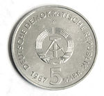5 Mark DDR 1987 - Alexanderplatz-rs.jpg