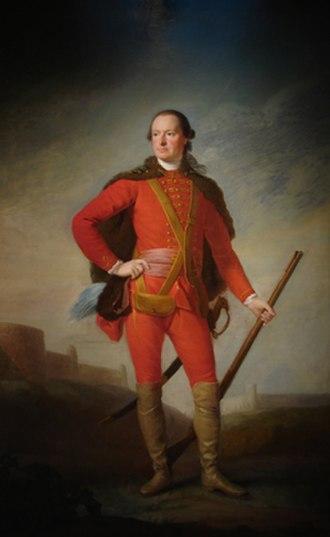 Martha Bruce, Countess of Elgin and Kincardine - The 5th Earl of Elgin (husband)