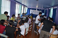 5th Waray Wikipedia Edit-a-thon 20.JPG