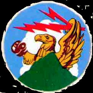 Ground Equipment Facility J-33 - Emblem of the 666th Radar Squadron