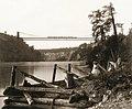 72 William England - Niagara Suspension Bridge.jpg