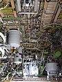 737-800 main gear bay (3858029769).jpg
