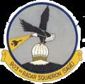 903d Radar Squadron - Emblem.png