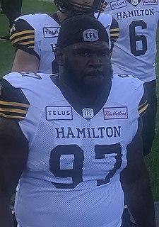 Ted Laurent Canadian football defensive lineman (born 1988)