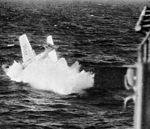 AD-5W of VAW-12 crashes off USS Coral Sea (CVA-43) c1956.jpg