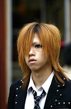 Chapatsu - An example of the chapatsu (Japanese boy).
