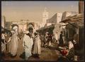 A street, Kairwan, Tunisia-LCCN2001699376.tif