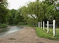 A view of Brook Road from the entrance to Aldham Hall - geograph.org.uk - 791239.jpg