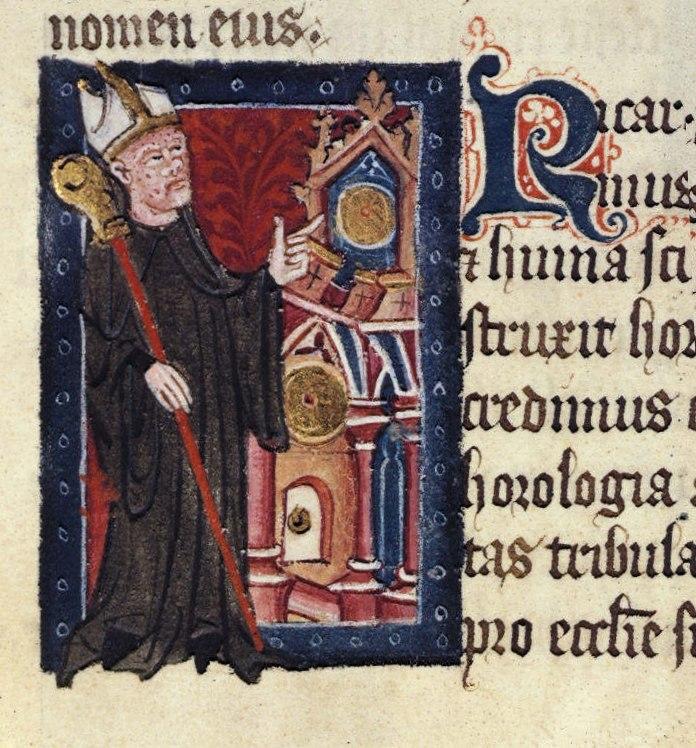 Abbot Richard Wallingford