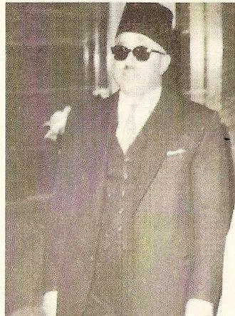 Minister of Foreign Affairs (Libya) - Image: Abdul Majid Kubar