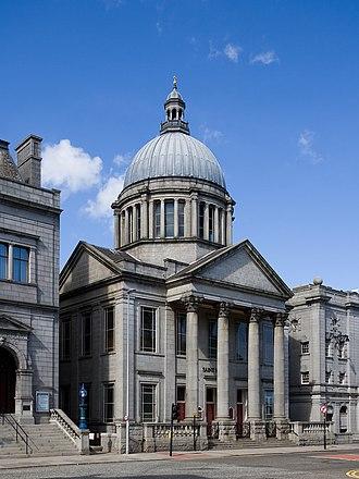 Religion in Aberdeen - Image: Aberdeen Saint Mark