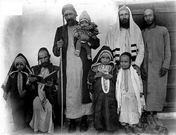 Abraham b. Abraham Yitzhak Halevi and family