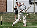 Abridge CC v High Beach CC at Abridge, Essex, England 25.jpg