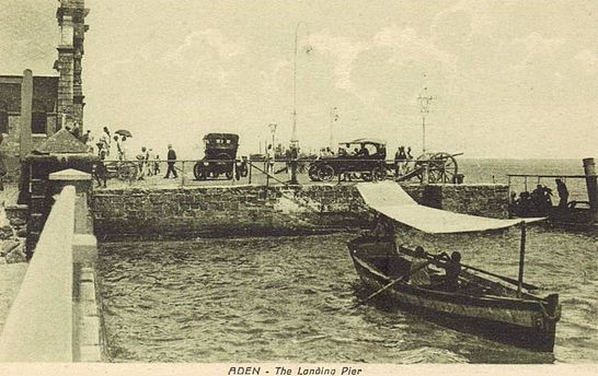 Aden. Steamer Point Landing pier.jpg