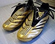 бутсы Adidas Predator, модель Absolado.  Футбольные.