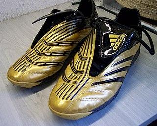 Adidas Predator range of football boots