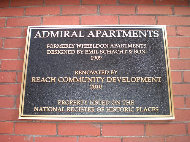 Admiral Place Apartments