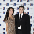 Adriana Nordlicht and Kabir McNeely at the The Lies We Tell Premiere.png