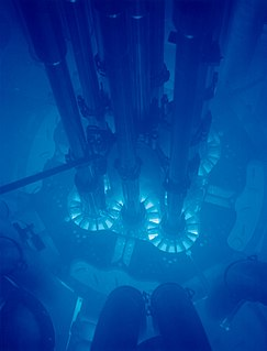 Cherenkov radiation Electromagnetic phenomenon