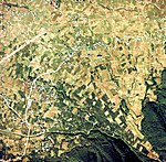 Aerial photographs of Kyodo River Alluvial fan.jpg