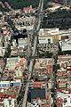 Aerial view Metrobus BRT corridor 03 2014 MEX 7846.JPG