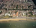 Aerial view of Southend seafront, Westcliff and Palmeira Arches - geograph.org.uk - 1724944.jpg