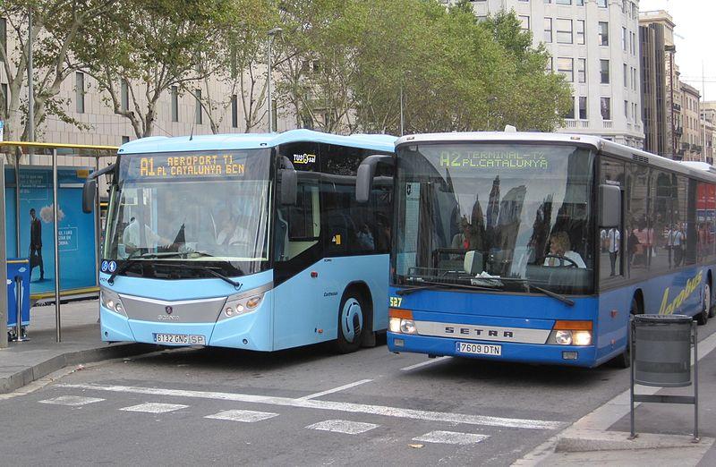 Aerobús de Barcelona