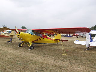 Aeronca Chief family utility aircraft family by Aeronca in the United States