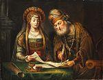 Aert de Gelder (after) - Esther and Mordecai.jpg