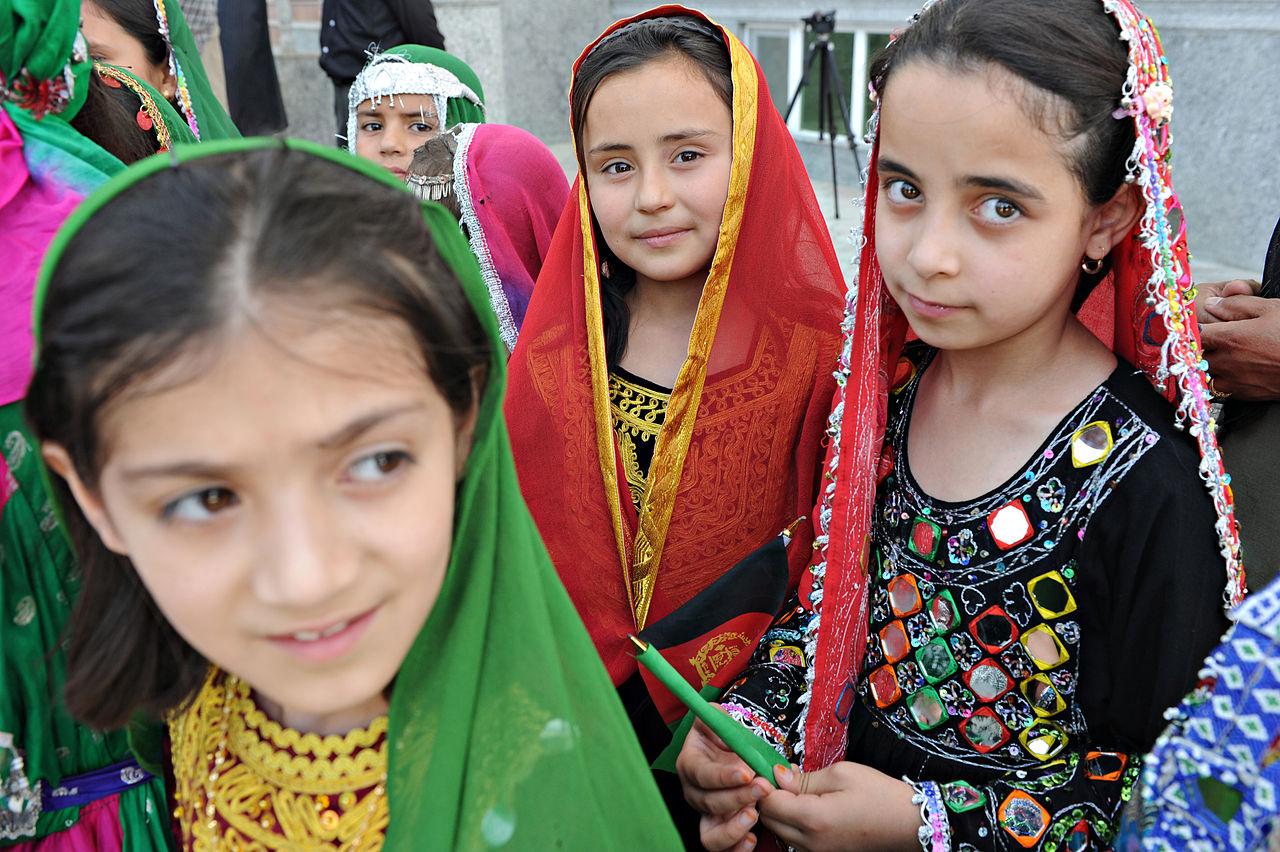 Women afghanistan girl afghan confirm