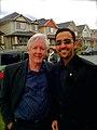 Afraj with Bob Rae - former Leader of LPC 2.jpg
