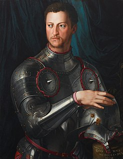 Cosimo I de Medici, Grand Duke of Tuscany Duke of Florence