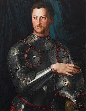 Cosimo I de' Medici, Grand Duke of Tuscany