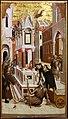 Agnolo e bartolomeo degli erri, polittico di san pietro martire, 1460-90 ca., da s. domenico a modena, 08.jpg