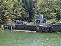 Aigawa Dam (Shimane) intake.jpg