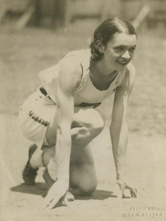 Aileen Meagher - Aileen Meagher, photo used in The Halifax Mail, 2 July 1932
